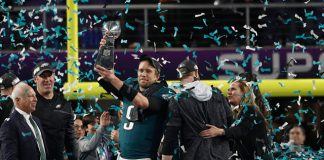 Super Bowl, Philadelphia Eagles