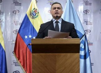 William Saab: Planean una intervención militar desde Colombia