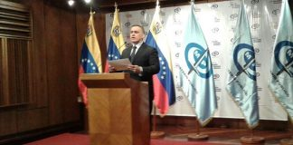 William Saab, Ministerio Público.