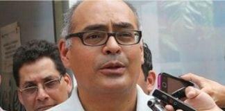 Carlos Alvarado, Ministro de Salud