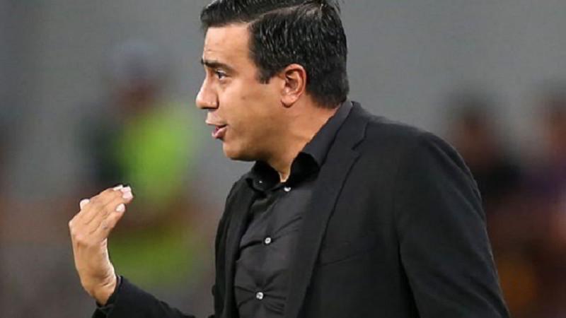 Cesar Farías, director técnico de Bolivia