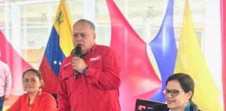 Diosdado Cabello, Gobernadores y alcaldes