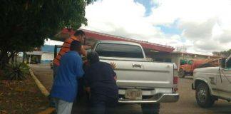 Gasolina, escasez de gasolina, estación de servicio