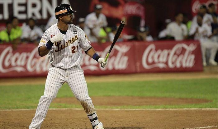 Franklin Gutiérrez, Leones del Caracas