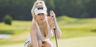 Paige Spiranac, la golfista más sexy del mundo