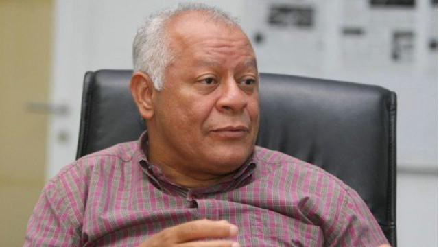 Iván Freites, secretario de la Federación Unitaria de Trabajadores Petroleros de Venezuela (Futpv)