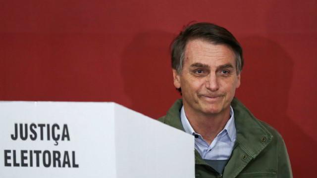 Jair Bolsonaro nuevo presidente de Brasil