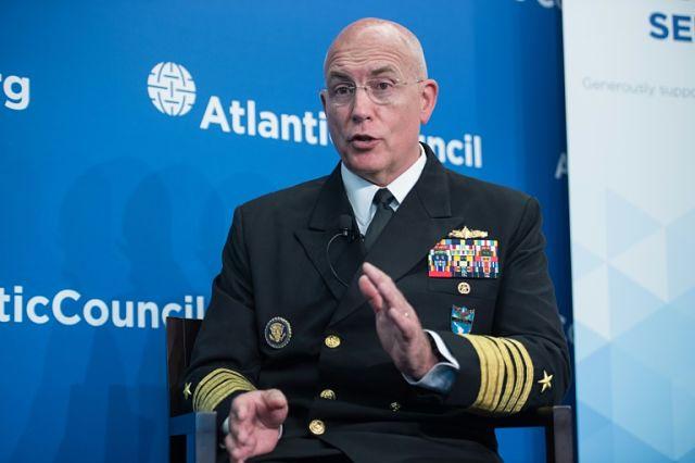Almirante Kurt Tidd, jefe del Comando Sur de EEUU
