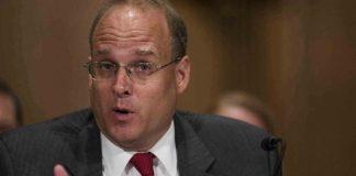 Marshall Billingslea, representante del Departamento del Tesoro de los Estados Unidos
