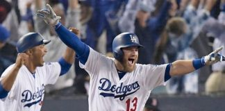 Max Muncy, Dodgers de Los Ángeles