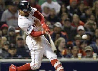 Jugador, Medias Rojas de Bostón