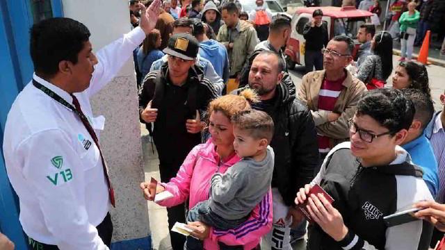 Migración, Perú