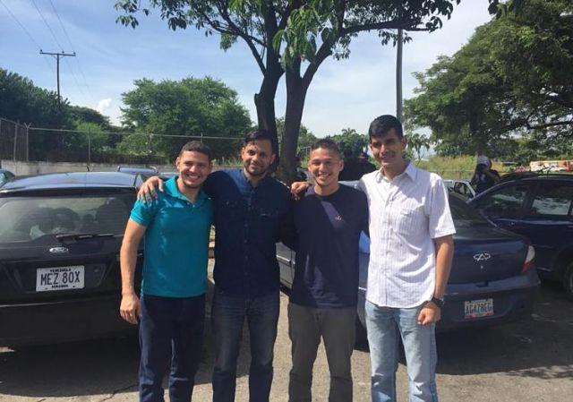 Caso «Golpe Azul» / <br>Dos de los militares liberados fueron detenidos nuevamente