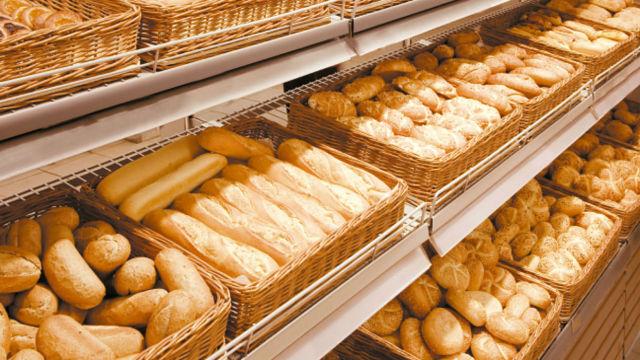Pan, Panadería