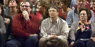 Paul Allen confundador de Microsoft