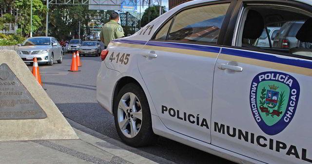Policía de Chacao