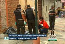 Venezolano fallecido en Ecuador