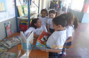 promocion de lectura en escuelas de guárico
