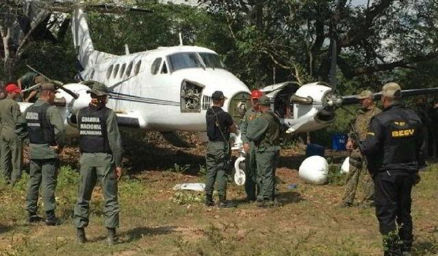 avionetas decomisadas narcotrafico guarico