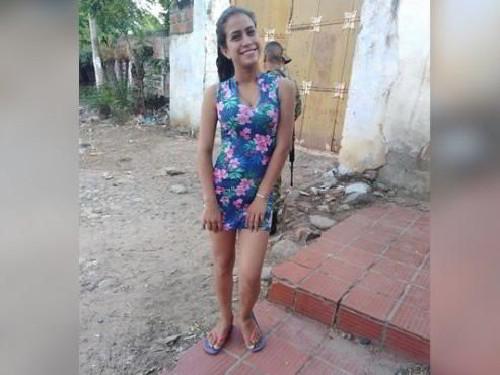 Adolescente venezolana