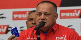 Constitución, Diosdado Cabello