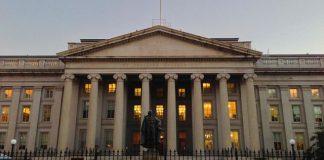 Departamento del Tesoro, Estados Unidos