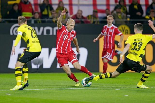 Dortmund vs Bayern Múnich