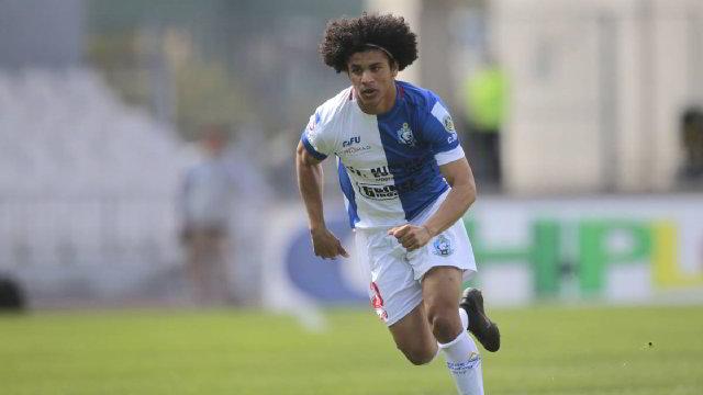 Eduard Bello, futbolista venezolano
