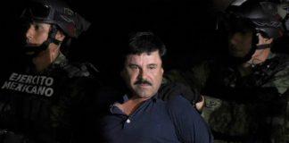 """Joaquín Guzmán """"El Chapo"""", Narcotraficante"""