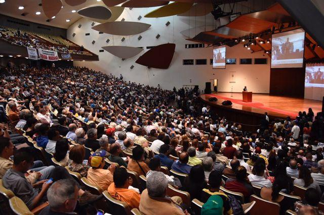 Reunión del Frente Amplio Venezuela Libre
