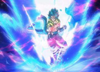 Dragon Ball Super, Gogeta