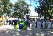 ONA JURAMENTA BRIGADAS ESCOLARES EN GUÁRICO