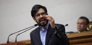 Miguel Pizarro, diputado a la Asamblea Nacional