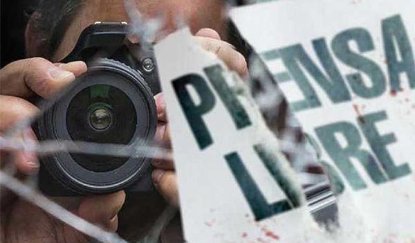 ataques a la prensa