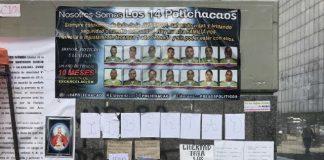 Policías de Chacao presos