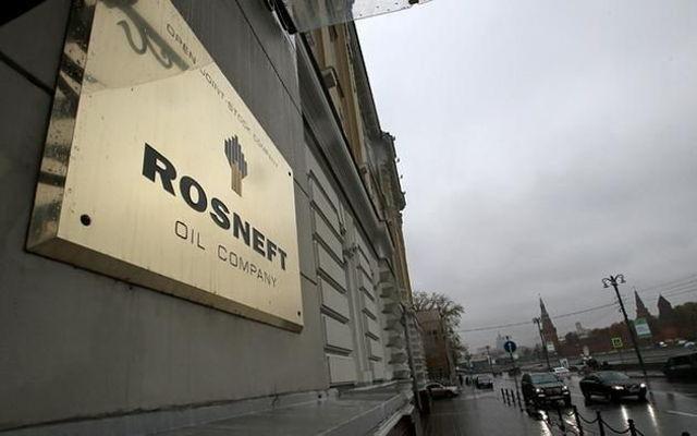 Rosneft, petrolera rusa