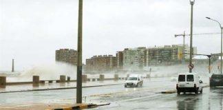 Tormentas en Uruguay