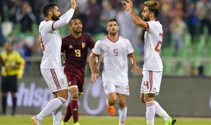 Venezuela-Irán