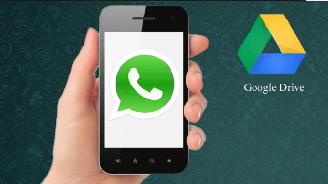 WhatsApp-Google Drive
