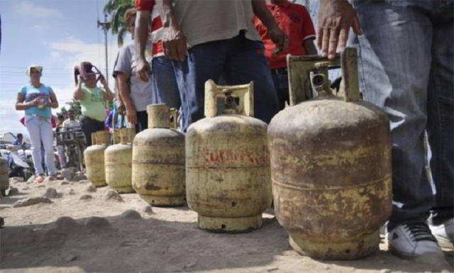 HABLA LA CALLE / Distribución de gas en Guárico es todo un caos