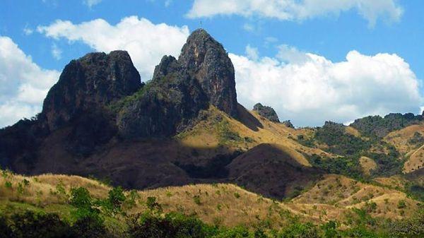 morros de san juan en el estado guárico