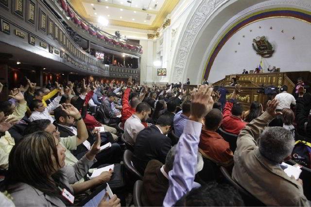 ANC, Asamblea Nacional Constituyente