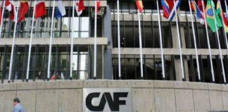 CAF, Corporación Andina de Fomento