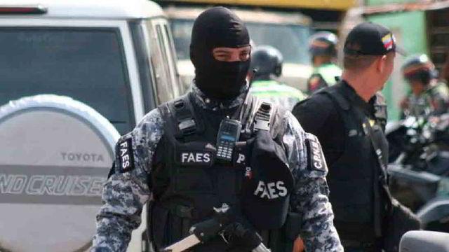 Faes, Fuerzas de Acciones Especiales
