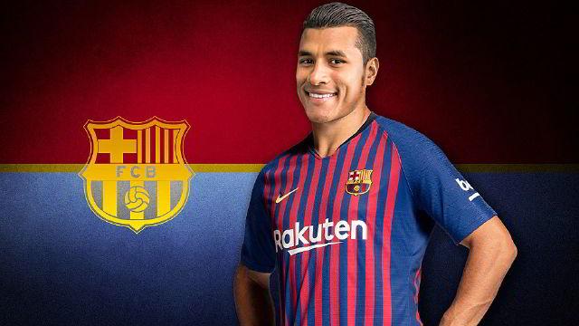 Jeison Murillo, FC Barcelona