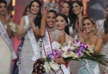 Miss Venezuela 2018, representante de Portuguesa