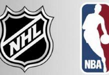 NBA y NHL
