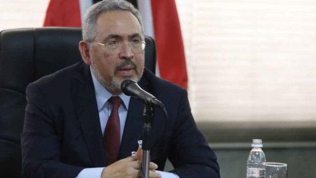 Nelson Martínez, expresidente de Pdvsa
