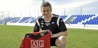 Solskjaer, técnico interino del Manchester United
