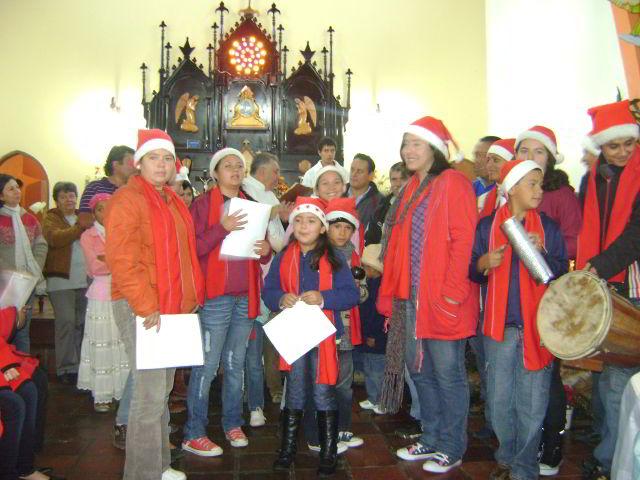 TIEMPO DE UNIÓN / Misa de aguinaldos de este sábado 15 congrega a maestros y periodistas